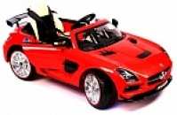 Электромобиль RiverToys Mercedes-Benz SLS A333AA VIP Красный