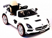Электромобиль RiverToys Mercedes-Benz SLS A333AA VIP Белый