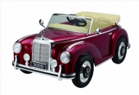 Электромобиль RiverToys Mercedes-Benz 300S LS-618 Красный глянец