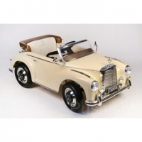 Электромобиль RiverToys Mercedes-Benz 300S LS-618 Бежевый