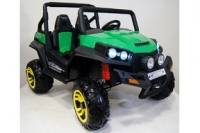 Электромобиль RiverToys Buggy T009TT 4*4 Зеленый