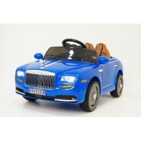 Электромобиль RiverToys Rolls Royce C333CC Синий