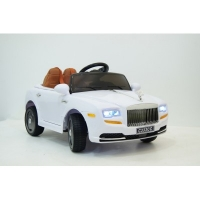 Электромобиль RiverToys Rolls Royce C333CC Белый