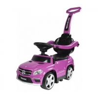 Машина-Толокар RiverToys Mercedes-Benz A888AA-H Розовый