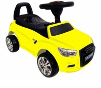Машина-Толокар RiverToys AUDI JY-Z01A Желтый