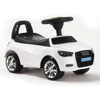 Машина-Толокар RiverToys AUDI JY-Z01A Белый