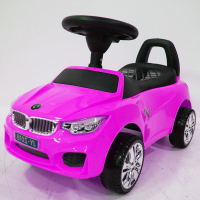 Машина-Толокар RiverToys BMW JY-Z01B Розовый