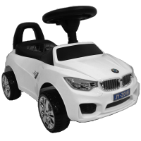 Машина-Толокар RiverToys BMW JY-Z01B Белый