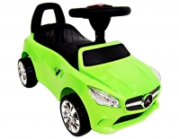 Машина-Толокар RiverToys Mercedes JY-Z01C Зеленый