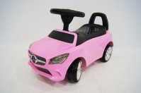 Машина-Толокар RiverToys Mercedes JY-Z01C Розовый